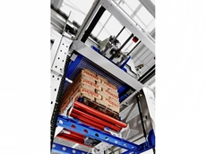 High capacity layer palletisers - a more efficient way to stacking accuracy and stability