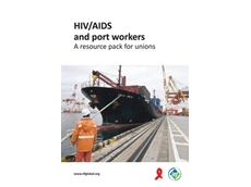 ITF launches resource pack for tackling HIV/AIDS in ports worldwide
