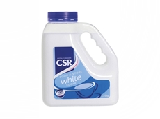 CSR's new packaging can be readily reused for a variety of other household needs