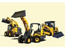 Gehl skid steer loaders