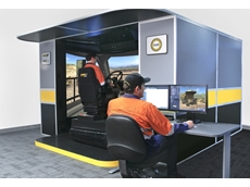 Mine training simulators demonstrated at AIMEX