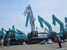 New Kobelco factory achieves productivity gains