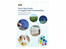 The '8 Step Guide to Supply Chain Sustainability' encourages greater collaboration between PACIA members at all points in their supply chains