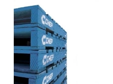 CHEP wooden pallets