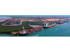 Port Hedland breaks iron ore export records