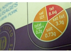 Easy-to-interpret front-of-pack labels are expected to help consumers quickly assess the nutritive value of food