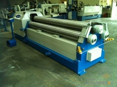 If OHS procedures are not followed, sheet metal/plate rolling machines can be very dangerous