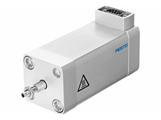 ADNE-LAS electric short-stroke cylinders from Festo with integrated linear motor drive
