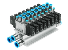 CPE solenoid valves from Festo