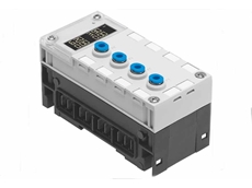 CPX-4AE-P pressure sensor modules from Festo