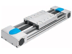Festo EGC-HD electric drives with heavy duty axis