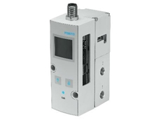 Festo VPPM Proportional pressure regulator with added dimensions