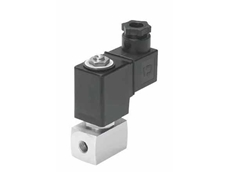Festo offers VZWD direct operated solenoid valves