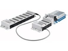 Festo's extensions for CPX electrical terminals