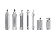 Less is more for Festo standard cylinders with PPS cushioning