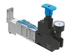 MPA manually adjustable pressure regulators from Festo