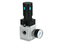 MS6-LRP-PO series of precision pressure regulators