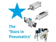 More Productive Pneumatic Systems from Festo