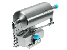 New pressure booster DPA available from Festo