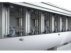 Festo pneumatic standard cylinder DSBC with innovative PPS self-adjusting air cushioning