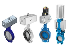Pre-assembled Process Valves from Festo