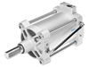 Smart positioning cylinders simplify maintenance in the process industry