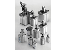 Stopper cylinders for conveyor systems