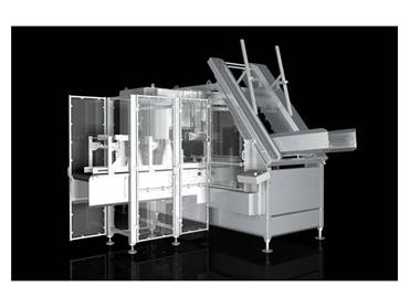 WAP30-60 Continuous Motion Case Packer
