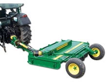 GDHD trailed topper mowers