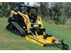 Hydracut S-series skid steer single rotor slashers from Fieldquip