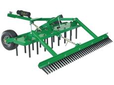 Riata Arena Rake-to achieve the proper rear comb angle