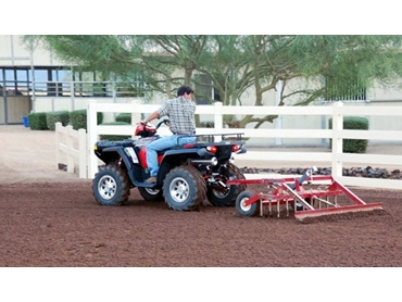 Riata Arena Rakes-can be attached to any all utility or tractor vehicle