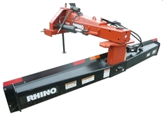 Rhino 2500-The 12' model is rated for up to 175 PTO HP wheel-type tractors