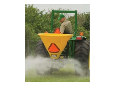 Spreaders used for fertiliser, compost and manure