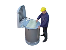 WAM Silotop®  Dust Collectors for Bin and Silo Venting from Filquip