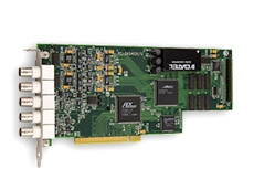 PCI-DAS 4020 analogue DAQ cards