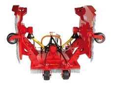 Fischer BARRACUDA Heavy Duty Orchard & Maintenance Mower