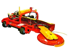 Fischer SL2 / 3 & 4, Ultimate Orchard Mower with Hydraulic Side-Shift from Fischer Australis