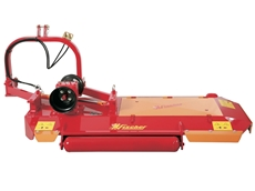 Fischer SLF & SLF-M Hydraulic Offset, Finishing Mowers by Fischer Australis