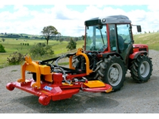 Front & Rear Mountable Fischer GL4 Inter-Row to Undervine Mower by Fischer Australis