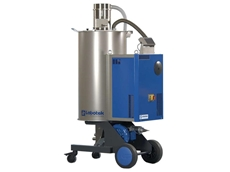DMD-I desiccant dryers are suitable for all small capacity mobile resin drying applications