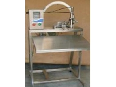 Liquid Filling Systems - Manual Single Head Liquid Filler Series 100
