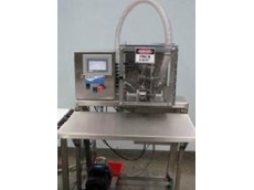 Liquid Filling Systems - Semi Automatic Single Head Liquid Filler Series 200