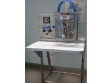 Liquid Filling Systems - Semi Automatic Single Head Liquid Filler Series #210