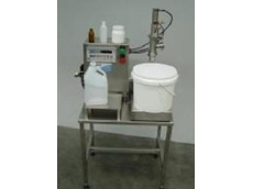 Liquid Filling Systems - Semi Automatic Single Head Liquid Filler Series 50
