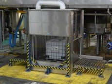 New locally made filling machine increases safety and efficiency