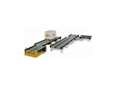 Heavy roller conveyor