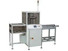 F1400P PCB inline multi-magazine loader