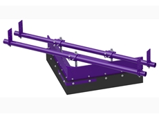 Flexco heavy-duty floating blade belt plough