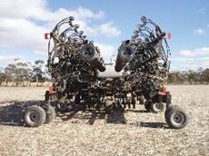 New 5500 air drill